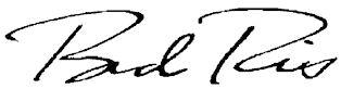 Bud Ris Signature