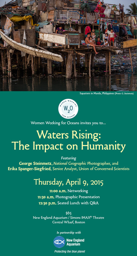 Waters Rising 2015 W2O Event